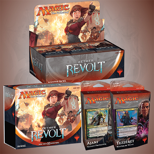 Preorder Aether Revolt Today!