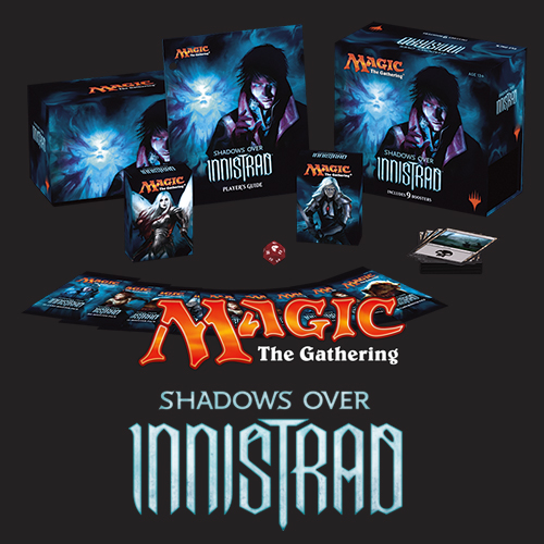 Preorder Shadows Over Innistrad Today!