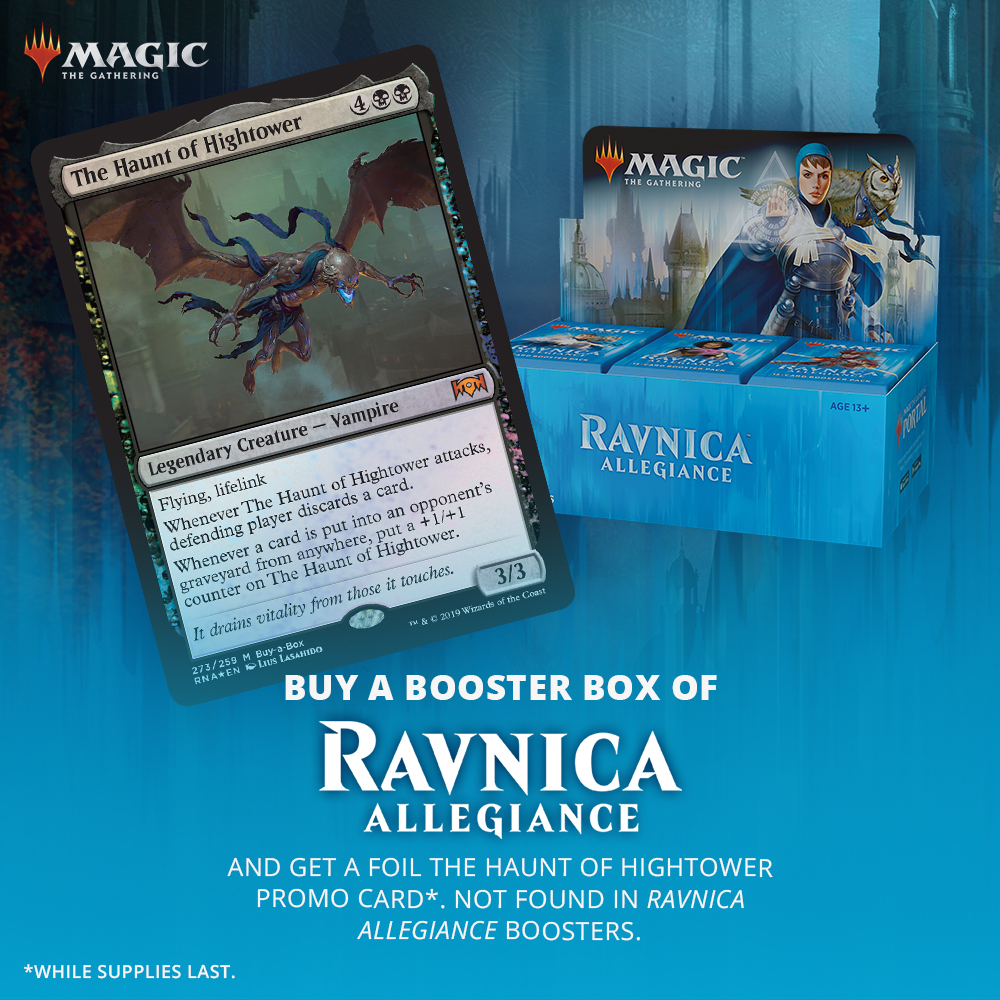 Ravnica Allegiance Now Available for Preorder