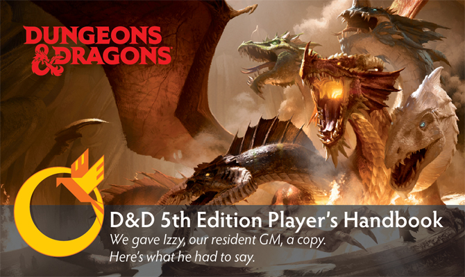 D&D 5E PHB Review