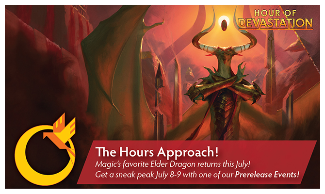 Hour of Devastation Prerelease Header-01