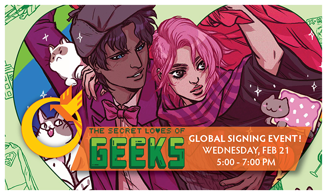 Secret Love of Geeks Signging-01