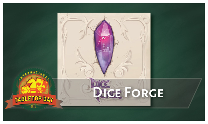 TTD Game DiceForge