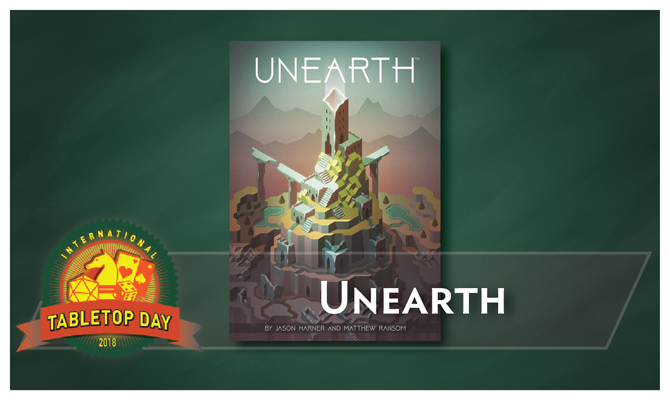 TTD Game Unearth