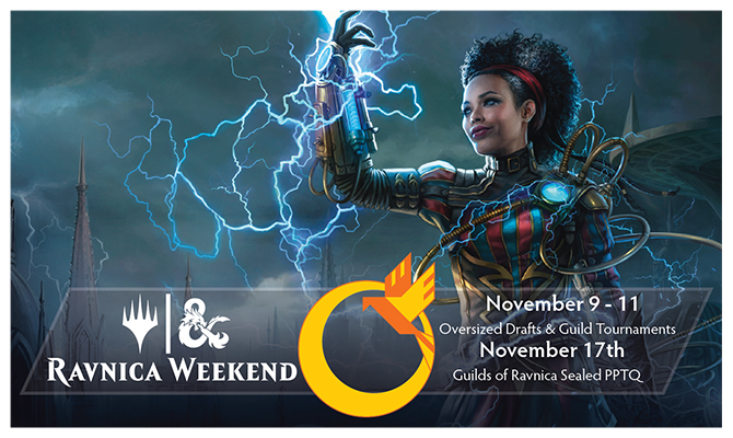 Ravnica Weekend Header-01