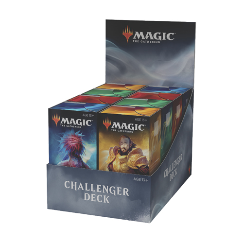 Challenger Decks 2019 Now Available for Preorder!