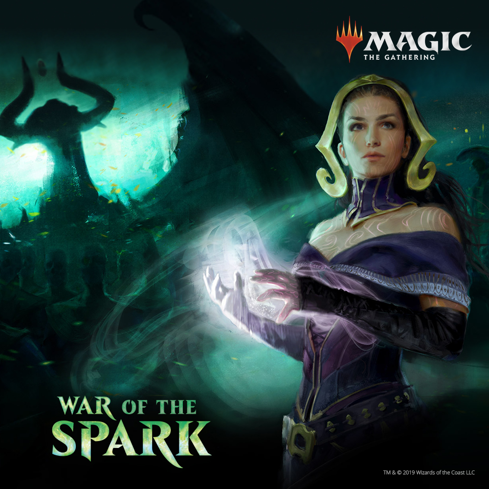 Preorder War of the Spark Today!