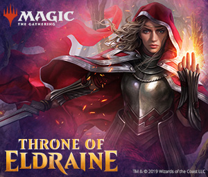 Throne of Eldraine Now Available for Preorder